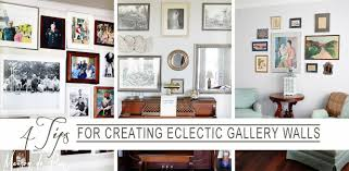 How To Design A Gallery Wall by Tips For Organizing Gallery Walls Maison De Pax