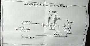 how to install sensor light heath zenith motion sensor lights wiring diagram for outdoor light