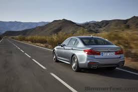 the all new 2017 bmw 5 series the premium sports sedan redefined