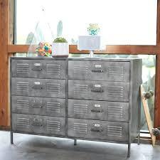 Metal Bedroom Dresser Metal Bedroom Dresser Pottery Barn Inspired Dresser Dressers