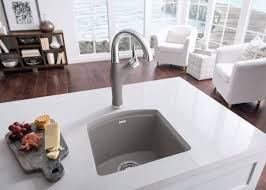 Kitchen  Kitchen Sink Lowes Bathroom Sinks Sterling Sink Strainer - Corner undermount kitchen sink