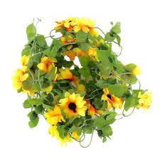 Flower Decoration For Home Popular Christmas Sunflower Buy Cheap Christmas Sunflower Lots