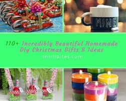 incredibly beautiful homemade diy christmas gifts u0026 ideas