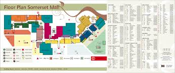 Burlington Mall Map Somerset Mall Map Eufm And Roundtripticket Me