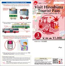 how to request for 3000 hiroshima electric railway economical tickets