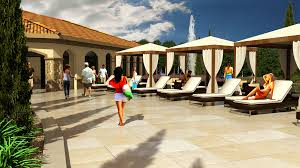 lake charles luxury resort wmb architecture