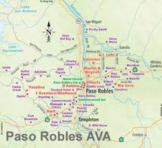 paso robles winery map moving where should i live if i want to work in california s wine