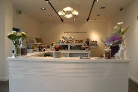 cool ideas salon reception desk home design image of lighting
