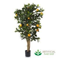 artificial premium orange tree 0 9m height