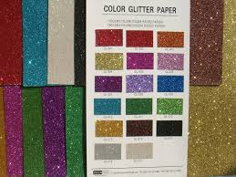 glitter wrapping paper color glitter paper for craft work and wrapping kt 003 kt