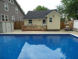 beach cottage w inground pool book homeaway crystal beach