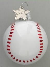 baseball cap ornament ornaments