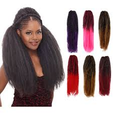 cuban twist hair ombre femi collection kinky twist braiding hair 100 kanekalon