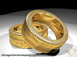 tire wedding rings sports tire ring by golden crown jewelers