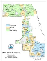 Chicago Community Map by Community Choice Program Mobility Hacc