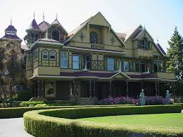 haunted road trip the winchester mystery house the ghost in my