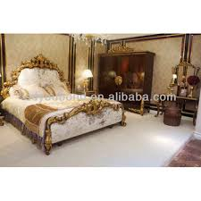 Sell Bedroom Furniture 0063 Sell European Solid Wooden Carved Royal Luxury Classic