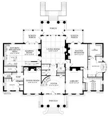 plantation house floor plans southern colonial plantation house plans house plan