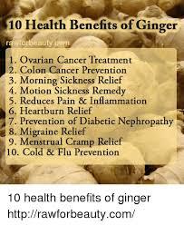 Morning Sickness Meme - 10 health benefits of ginger rawforbeautycom 1 ovarian cancer