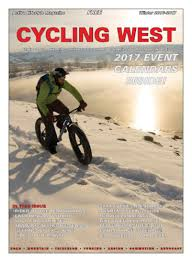 cycling west and cycling utah s winter 2016 2017 issue is now
