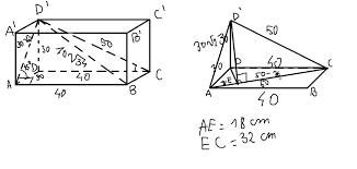 paralelipipedul dreptunghic lungimea diagonalelord u0027a u003d30 2 u0027b
