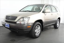 lexus rx 300 awd in washington for sale used cars on buysellsearch