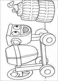 bob builder coloring pages 16 bob builder kids