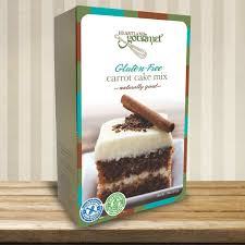 gluten free bakery mixes heartland gourmet carrot cake mix