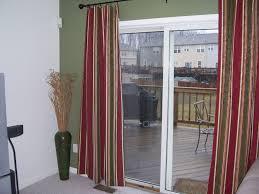 curtain for glass front door gallery doors design ideas