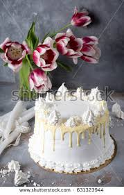 spring wedding cake stock photo 631323944 shutterstock