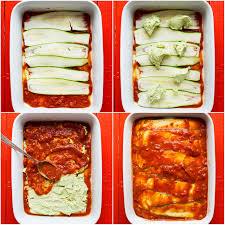 thanksgiving lasagna recipe vegan gluten free zucchini lasagna minimalist baker recipes