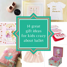 great gifts 14 great gift ideas for kids about ballet giftgrapevine au