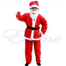 santa claus costume for toddlers online buy wholesale child santa costume from china child santa