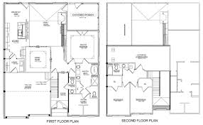 house plan luxury townhouse floor top modern plans homes