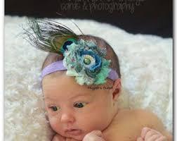 peacock headband feather headband miyahs closet