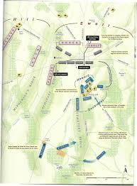 Gettysburg Map A P Hill To Blame For Not Completing The Rout Of Federals Day 1