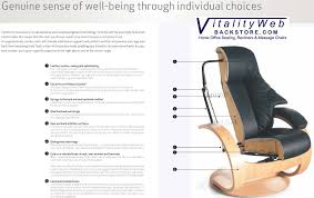 Ergonomic Recliner Chair Fjords Ergonomic Leather Recliner Chair 10 Year Warranty