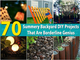 70 summery backyard diy projects that are borderline genius diy