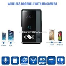wireless video doorbell u0026 remobell wifi wireless video