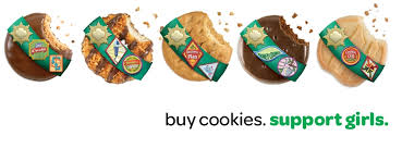why you should still buy cookies a message from your local scout
