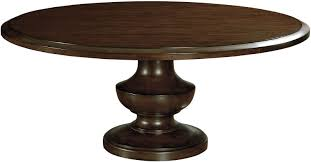 thomasville dining room ernesto u0027s round dining table top 72