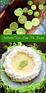 key lime green authentic key lime pie recipe with gluten free option