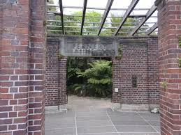 file auckland winter garten fernery entrance jpg wikimedia commons