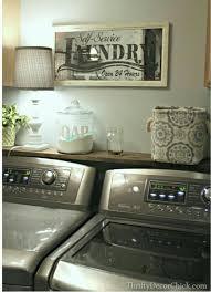 Laundry Room Decor Laundry Room Decor Best 25 Laundry Room Decorations Ideas On