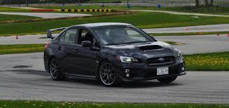 subaru america 2015 subaru wrx sti road america autocross track test exterior