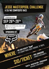 freestyle motocross tickets jesse masterpool challenge september 26 28th transworld motocross