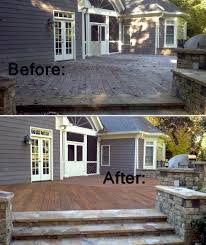 Before And After Home Exteriors by Read Our Blog Renew Crew Of Charlotte