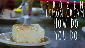 easy to make lemon cream pie recipe how do you do youtube