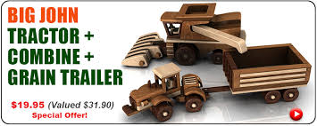 Build Big Wood Toy Trucks by Toymakingplans Com Fun To Make Wood Toy Plans U0026 How To U0027s For The