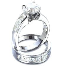 silver wedding ring sets silver wedding rings silver wedding ring sets cubic zirconia